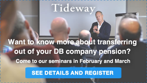 Defined Benefit Pension Transfer seminars