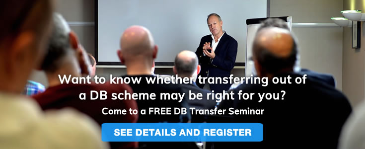 Final Salary Transfer seminars