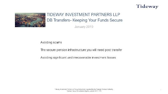 4. Keeping Your Funds Secure