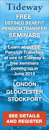 Free Defined Benefit Pension Transfer Seminars