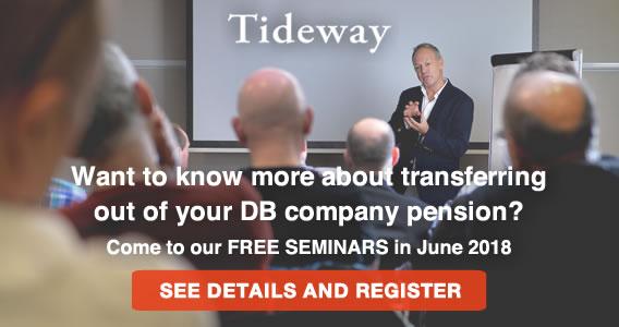 Free Final Salary Transfer seminars